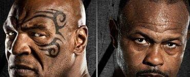 Mike Tyson, meci, Roy Jones