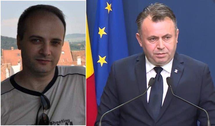 Soția medicului-erou i-a interzis lui Nelu Tătaru