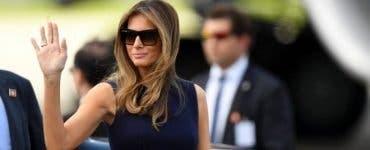 Melania Trump cea mai stilată primă-doamnă de la Casă Albă