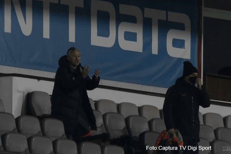 Dan Petrescu, CFR Cluj, demisie,