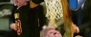 LeBron James, alegeri SUA, donald trump, Joe Biden,