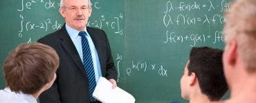 Ce salarii au profesorii din România