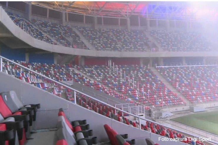 stadionul Steaua, Steaua, Daniel Oprița, George Ogăraru
