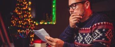 Scrisoarea sfâșitoare pe care i-a trimis-o un copil lui Moș Crăciun