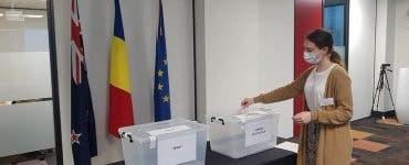 Alegeri parlamentare 2020. Care este prezența la vot pentru românii din diaspora