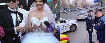 Andreea Tonciu și soțul său au fost bătuți în plină stradă.