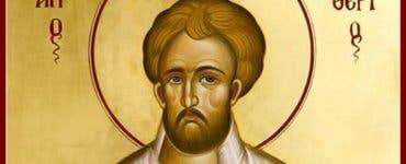 Calendar ortodox 15 decembrie. Sfântul Mucenic Elefterie