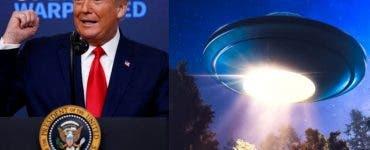 Ce legătură are Donald Trump cu EXTRATEREȘTRII