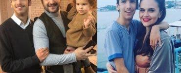 Fiul lui Mădălin Ionescu a împlinit 17 ani