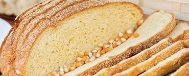 Rețetă de pâine cu mălai