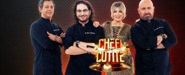 "Semifinala Emisiunea ""Chefi la cuțite"""