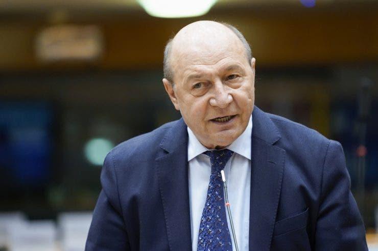 Gafa pe care a făcut-o Traian Băsescu la votare