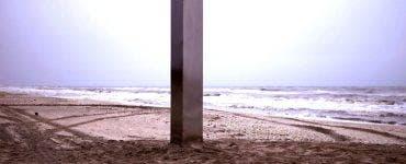 Un monolit a fost surprins și în Constanța