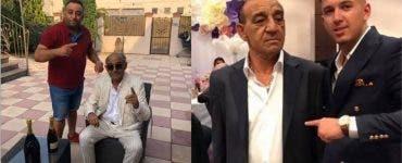 Zeci de oameni au participat la funeraliile liderului clanului Duduianu