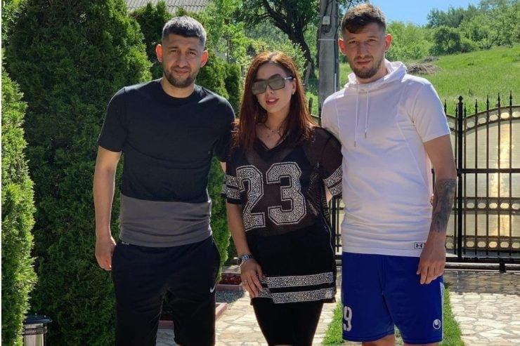 Mihai Costea, Chindia, iubita