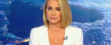 Andreea Esca a deschis ediţia specială a Ştirilor Pro TV cu un mesaj emoționant