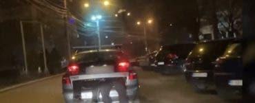 O șoferiță din Buzău și-a cărat acasă soțul beat în portbagajul mașinii