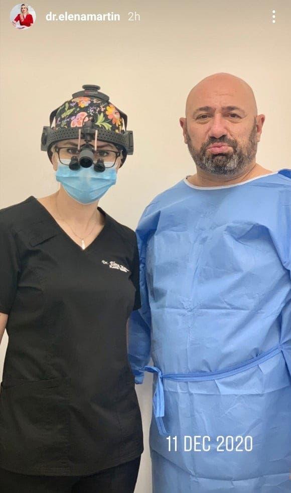 Ce operație estetică și-a făcut Cătălin Scărlătescu!