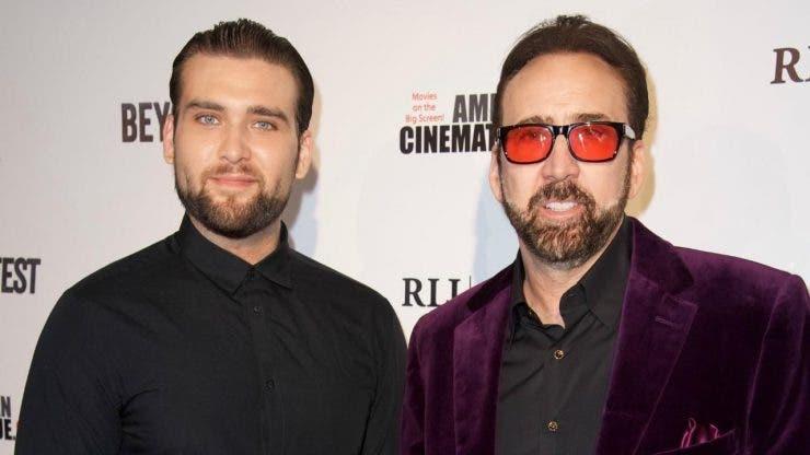 Nicolas Cage a decis să-și ajute fiul