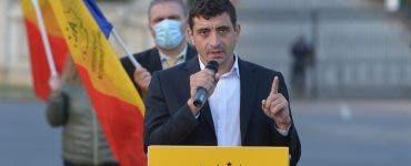 Partidul AUR cere modificarea Constituției