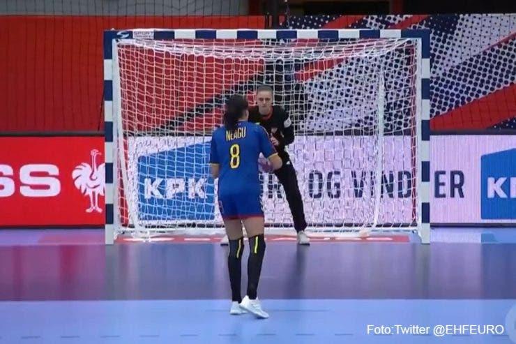 handbal, Campionat European de handbal, victorie Croatia, România