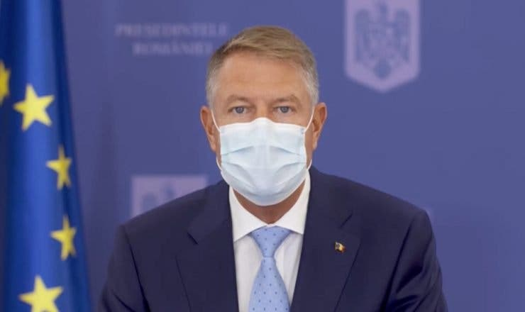 Klaus Iohannis a transmis un mesaj de Anul Nou! Ce le urează acesta românilor