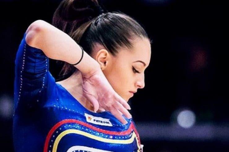 Larisa Iordache, Campionat European Gimnastică, Nadia Comăneci,
