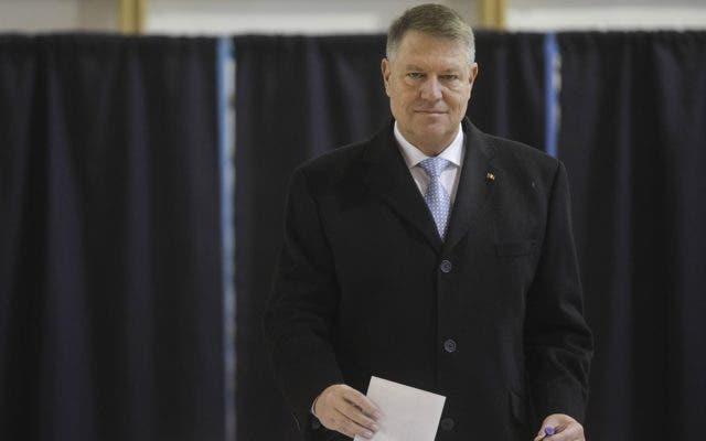 Klaus Iohannis a votat la alegerile parlamentare 2020
