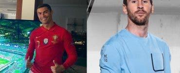 cristiano ronaldo, Leo Messi, prietenie, rivalitate