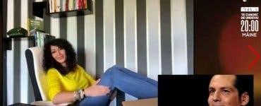 Mihaela Rădulescu i-a transmis un mesaj cu subînțeles lui Ștefan Bănică! Cum a reacționat artistul