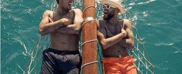 Neymar petrecere, 500 persoane, scandal