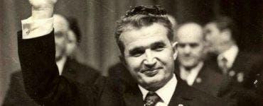 Nicolae Ceaușescu a avut o amantă celebră!