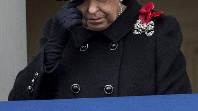 Regina Elisabeta este în doliu