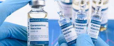 Prima tranșă de un milion de vaccinuri vine luna viitoare