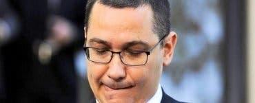 """Mesajul de adio a lui Victor Ponta după alegeri: """"Mulțumesc celor care mi-au fost alături"""""""