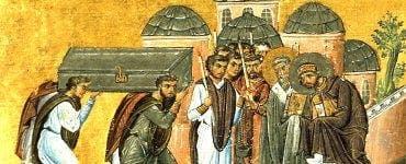 Calendar ortodox 27 ianuarie 2021