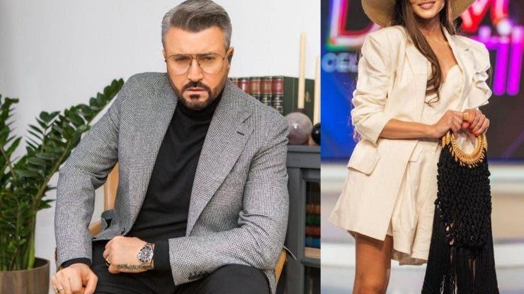 Cătălin Botezatu, umilit de o concurentă _Bravo, ai stil! Celebrities_.