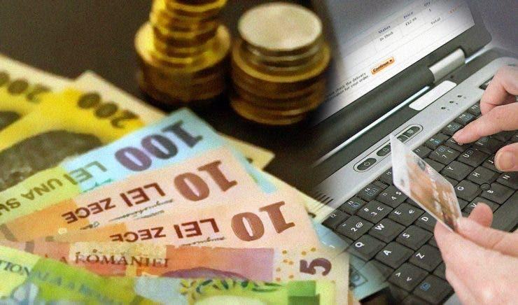 Cum se plătesc online facturile