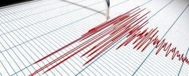 Cutremur cu magnitudinea 3,3, în România, luni dimineața.