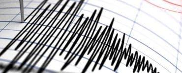 Cutremur produs în urmă cu puțin timp.