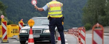Germania închide granițele cu mai multe țări