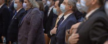 Miniștrii Guvernului Cîțu se vor vaccina împotriva coronavirusului
