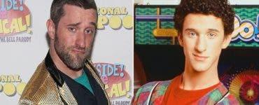 """Celebrul actor din """"Salvați de clopoțel"""" a fost diagnosticat cu cancer în stadiul 4! Dustin Diamond este internat"""