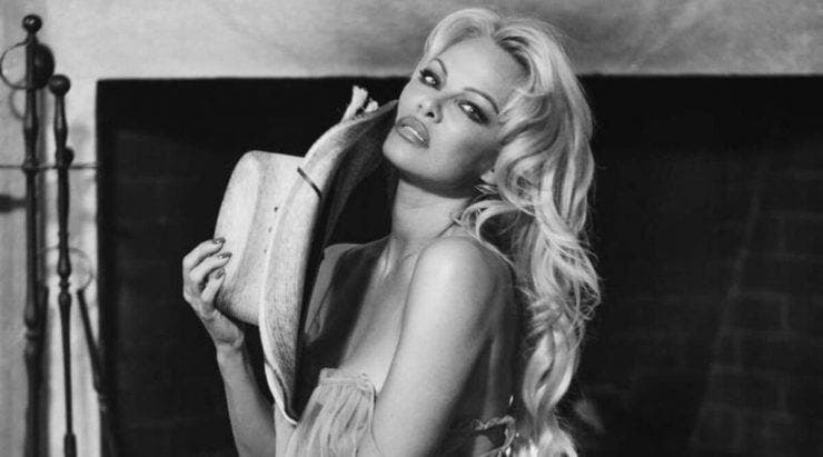Pamela Anderson s-a căsătorit pentru a cincea oară