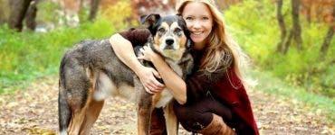 Povestea impresionantă a unui câinev