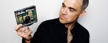 Robbie Williams a fost diagnosticat cu COVID-19! Cum se simte artistul
