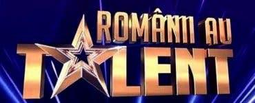 """Emisiunea """"Românii au talent"""""""