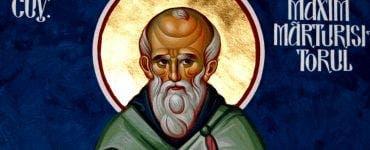 Sfântul Cuvios Maxim Mărturisitorul