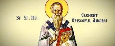 Sfântul Mucenic Clement episcopul Aciriei