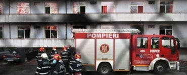 Un alt pacient rănit în incendiul de la Matei Balș a murit